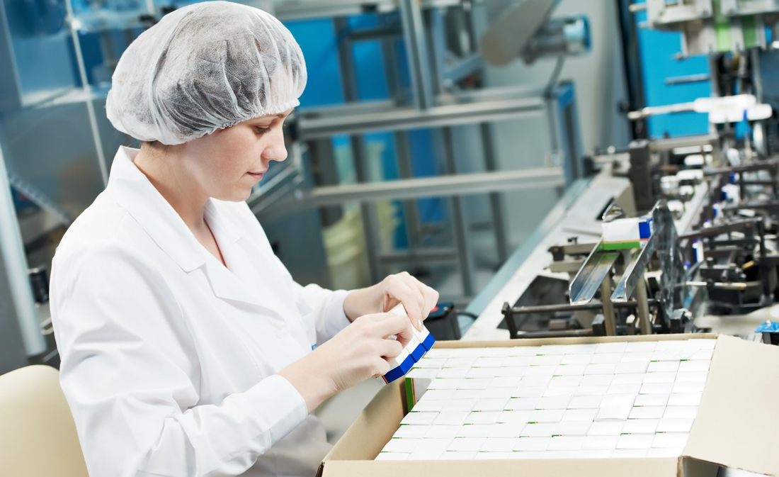 Pharma, Casepacker, Kartonverpackung, oli-Spezialanlagen GmbH